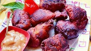 সিপি স্পাইসি চিকেন।।CP spicy chicken bangla recipe।।bangladeshi spicy chicken fry recipe