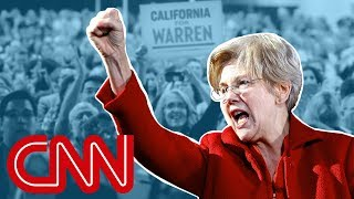 Elizabeth Warren has her 2020 mojo back
