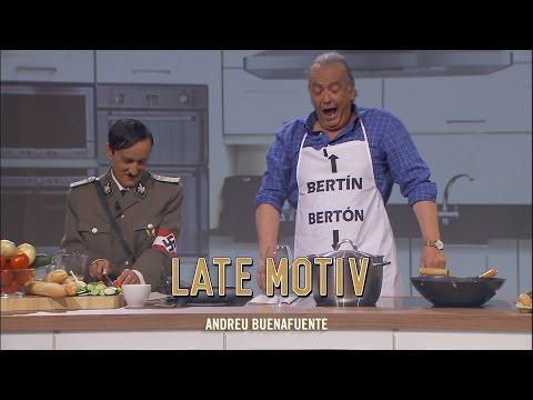 LATE MOTIV - Bertín entrevista a Hitler    #LateMotiv74