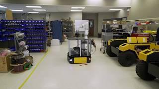 KUKA IIWA & Ridgeback Mobile Manipulation Robot