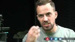 طارق الأطرش | ضربة موس كلها رومانسية | Tarek Al Attrash