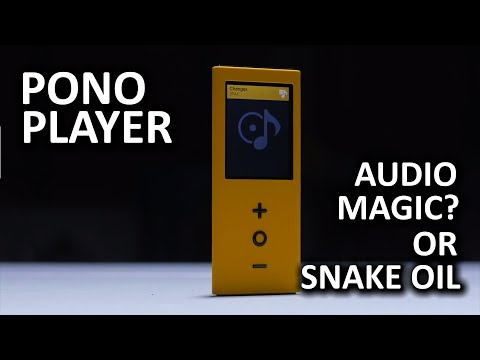 Pono Player - Is This the Future of Mobile Music?