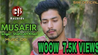 MUSAFIR COVER SONG by Shahrukh Khan srk| official | Atif Aslam| Sweetie weds NRI |