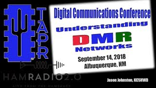 Ham Radio 2.0: #153 - Understanding DMR Networks