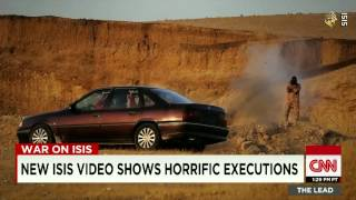 New ISLAMIC STATE Video From Iraq's Mosul Shows Horrific Executions (+The Case Of J.N.Sullivan)