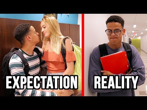 Back to School Expectations vs. Reality