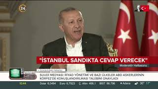 Başkan Erdoğan gençlerle bir araya geldi