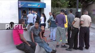 Venezuela: New currency rolled out to curb hyperinflation