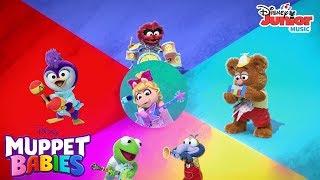 Do You Wanna Rock? Music Video | Muppet Babies | Disney Junior
