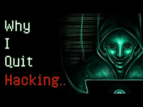 Horrifying Deep Web Stories Why I Quit Hacking Graphic A Scary Hacker Story