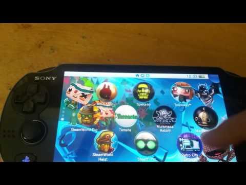 VitaOrganizer: La Meilleure Façon d'Installer des Jeux PS Vita (darija)