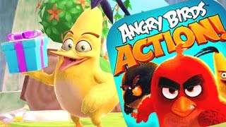 LEVELS 80 - 85 ANGRY BIRDS ACTION WALKTHROUGH- Brand New Angry Birds Movie Game (IOS/ANDROID)