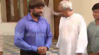 Ollywood Superstar Anubhav Mohanty jons BJD
