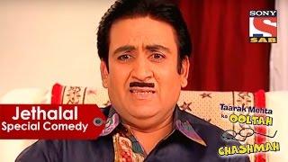 Jethalal Special Comedy | Taarak Mehta Ka Oolta Chashma