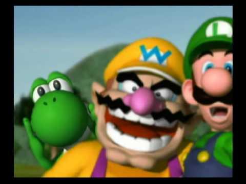 Let s Party Intro Movie Mario Party 4