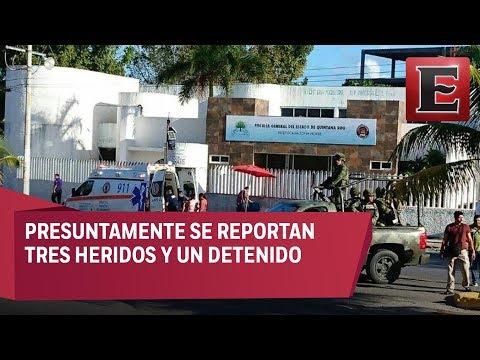 Última Hora: reportan tiroteo en Cancún, Quintana Roo