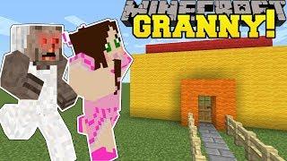 Minecraft: ESCAPE GRANNY