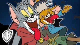 🔴WATCH NOW! SPOOKY TOM & JERRY, SCOOBY-DOO! AND LOONEY TUNES!   WB KIDS