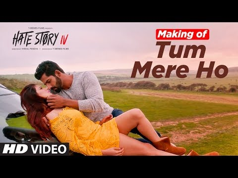 Xxx Mp4 Making Of Tum Mere Ho Video Song Hate Story IV 3gp Sex
