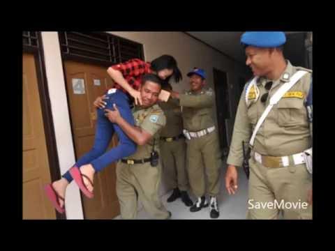 Satpol PP Mendapati Anaknya Sendiri Saat Razia Di Hotel