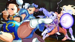A Melhor Chun-Li - Street Fighter III 3rd Strike