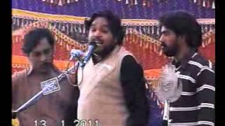 Urdu Qasida by zakir Qazee sharafat ali nasir hae bat jo