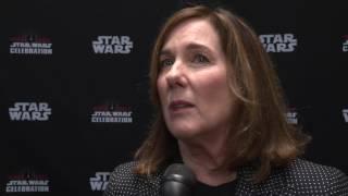Star Wars: The Last Jedi: Kathleen Kennedy Star Wars Celebration 2017 Interview