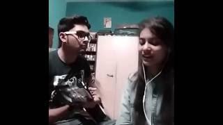 TERA WOH PYAR  (Nawazishein Karam) | cover by Sailaja and Indranil