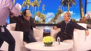 Exclusive: Behind the Scenes at Ellen
