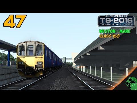 Train Simulator 2017 | Weston - Mare / Class 150 | Gameplay Español