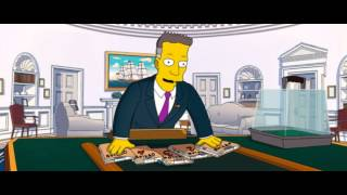 The Simpsons Movie - Trailer
