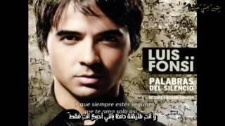 Luis Fonsi   Llena de Amor arabic sub أغنية ماريانيلا