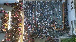 Drone View Of Urs e Shaikh Ul Alam 2017 (Rudauli Shareef)