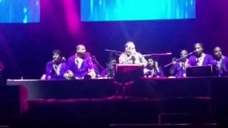 Tumhain dillagi bhool jani. Rahat fateh ali khan concert London o2 arena 2016