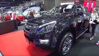 New Isuzu D-Max, Isuzu Hi Lander 2015, 2016, 2017 Video review new model