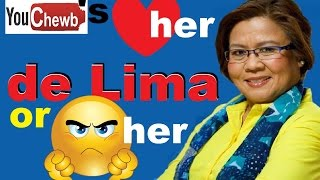 De Lima Scandal Please Resign Now Parody of Duterte News Conference