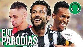 ♫ BRASILEIRÃO É SÓ ZUEIRA 3 | Paródia Thaeme & Thiago - O que Acontece na Balada