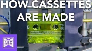 Making Cassette Tapes | Stoned Mode