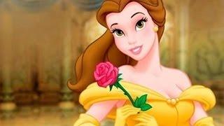 La Bella y la Bestia Disney Completa en Español Latino HD