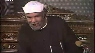 قصة مؤثرة جدا جدا للشيخ محمد متولي الشعراوي