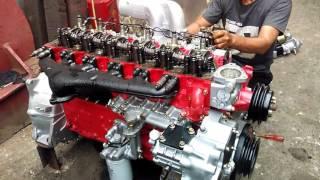 Hino HO7C mesin 1
