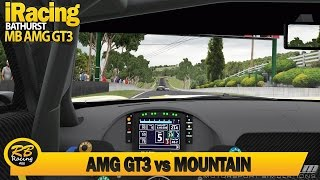 iRacing Blancpain: AMG GT3 vs Mountain (AMG GT3 @ Mount Panorama)