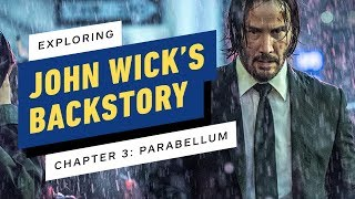 John Wick: Chapter 3 - Parabellum Will Explore John Wick's Backstory - IGN Premiere