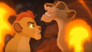 Lion Guard: Lions Over All - Zira & Kion Song | HD Clip