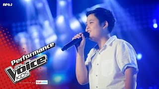 เนม - หัวใจไม่อยู่กับตัว  - Blind Auditions - The Voice Kids Thailand - 21 May 2017