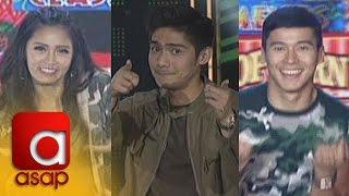 ASAP: Kapamilya stars do the ASAP Mobe Challenge