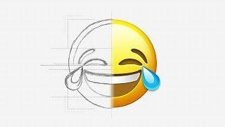 Create a Laughing Face Emoji Photoshop Tutorial