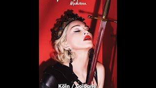 Madonna - Rebel Heart Tour (Köln / Cologne)