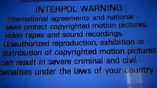 Opening to Barney Safety 1995 VHS
