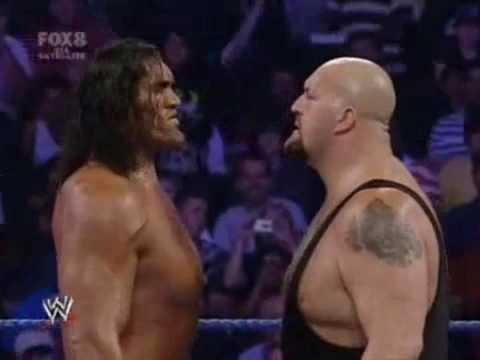 Big Show vs. Shelton Benjamin & MVP & The Great Khali & Vladimir Kozlov
